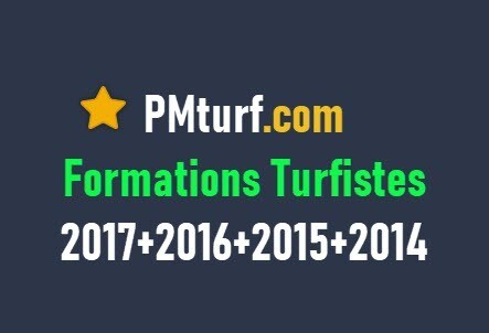 Formations Turfistes 2017+2016+2015+2014