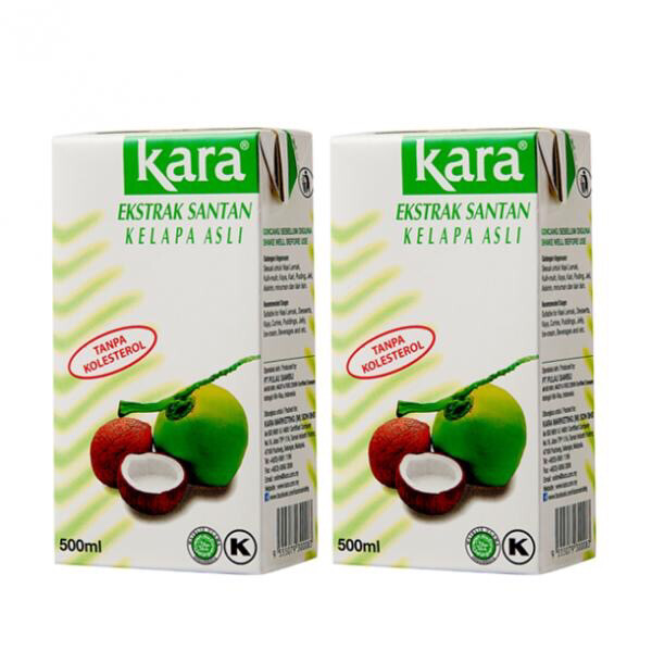 Kara Santan Cream 400ml
