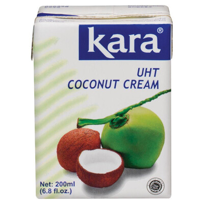 Kara Coconut Cream 200 ml