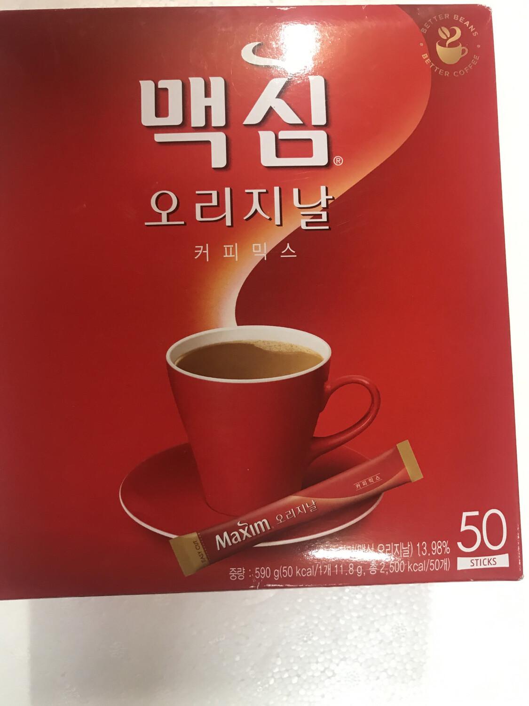 Kopi Korea Mexim Merah50 Stick