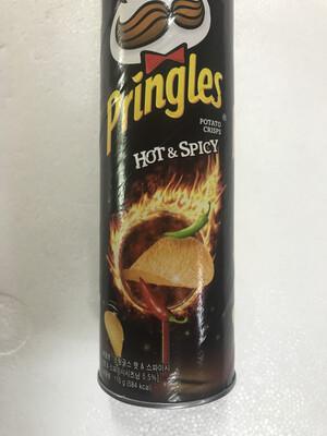 Kentang Crispy Hot &sicy
