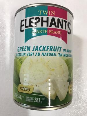 Elephants Green Jack Fruit (nangka Muda)540gr