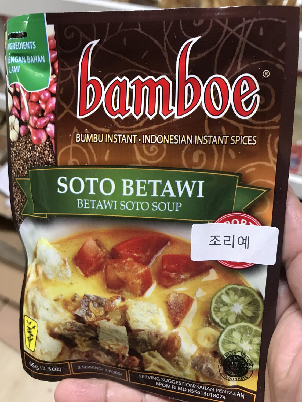 Bamboe-Soto Betawi