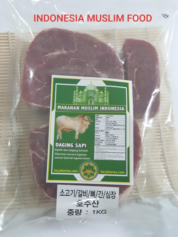 Daging Sapi Australia (1 Kg) (Halal)