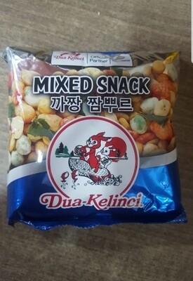 Mixed Snack (Kacang Campur) Dua Kelinci