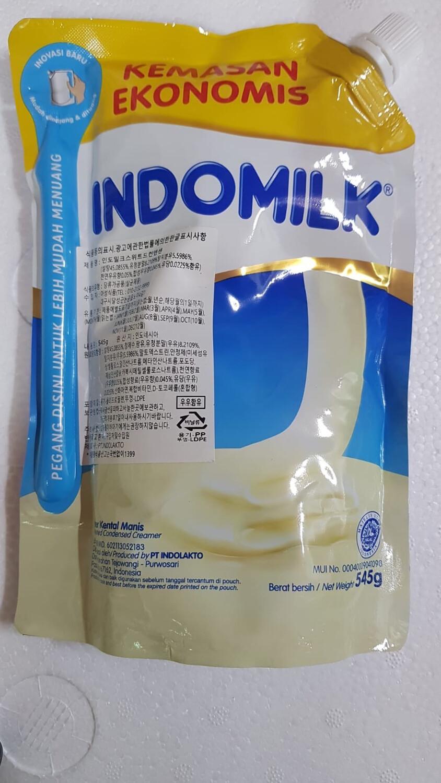 Susu Kental Manis Indomilk Saset Besar (545gr)