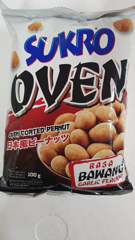 Sukro Oven Rasa Bawang (100gr)