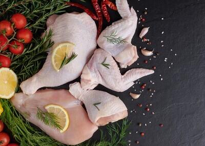 Ayam dada paha siap goreng bakar