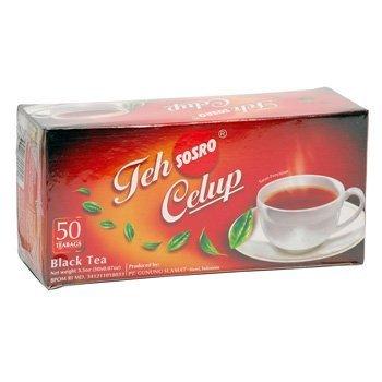 Teh Sosro Celup 30 Celup