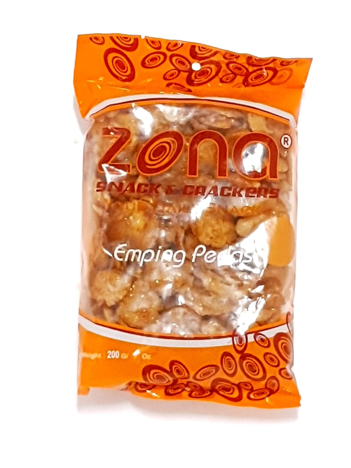 Zona - Snack Crackers Emping Pedas