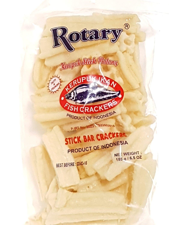 Rotary - Kerupuk Ikan Batang