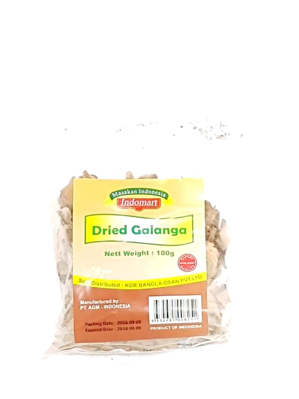 Indomart Lengkuas/Laos Kering (Dried Galanga)