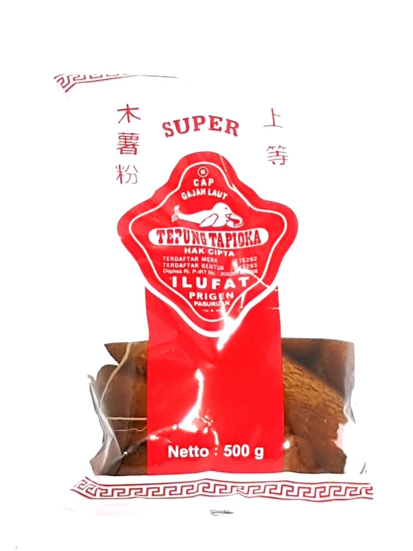 Super Tepung Tapioka 500 gr