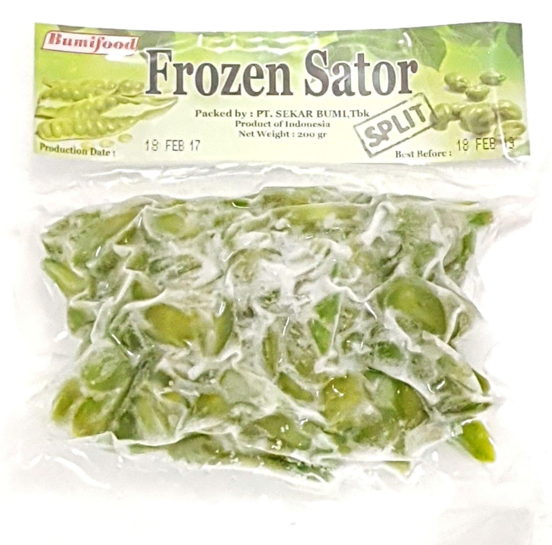 Frozen Petai/Pete