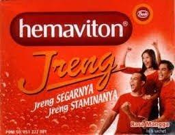 Hemaviton Jreng @ 1 sachet