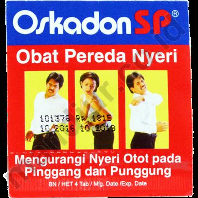 Oskadon SP