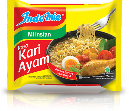 Indomie Kari Ayam