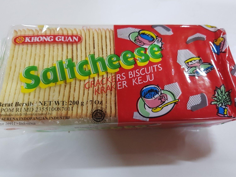 Saltcheese biskuit