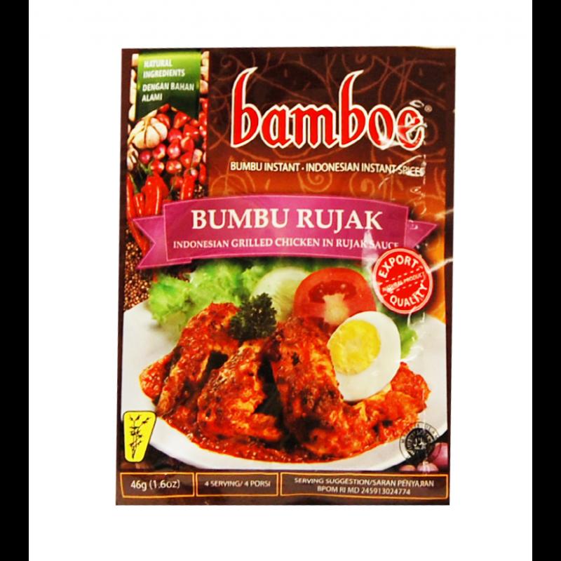 Bamboe - Ayam Bakar Bumbu Rujak