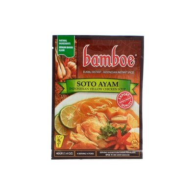 Bamboe - Bumbu Soto Ayam
