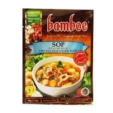 Bamboe - Bumbu Sop