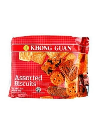 Khong Guan Assorted Biscuits