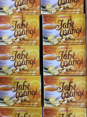 Sido Muncul Jahe Wangi