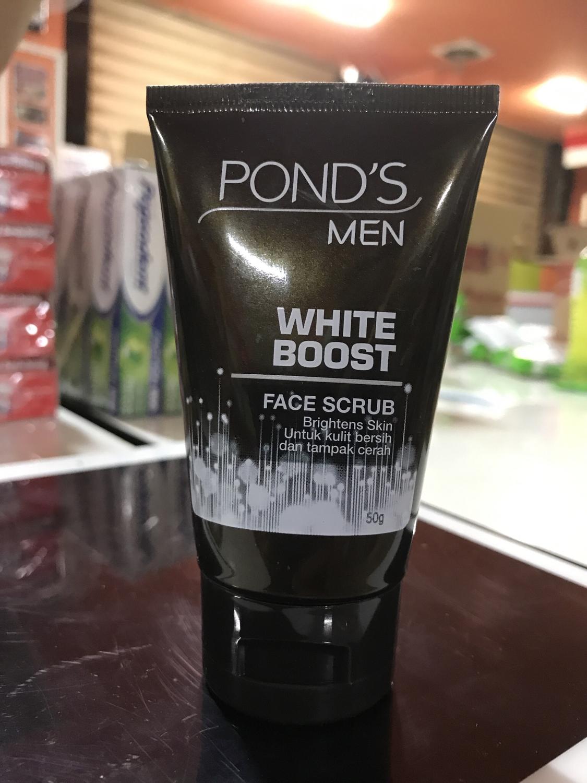 Ponds Men White Boost 50g