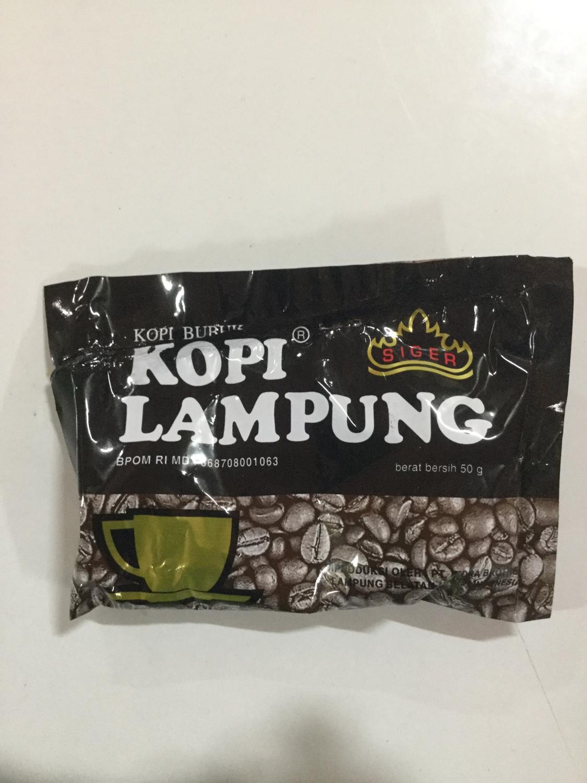 Kopi Lampung 50g
