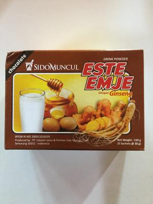 Sidomuncul STMJ (Esteemje) Coklat (1 kotak)