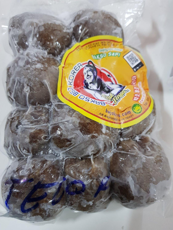 Bakso Telur (per kg) (9-14 Biji)