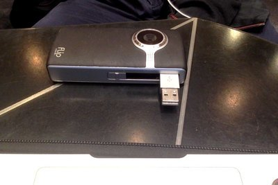 Cisco Flip UltraHD U32120b Video Camera