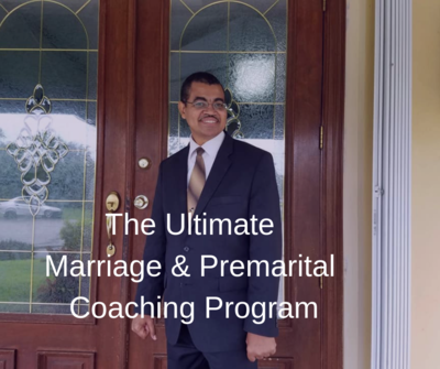 THE PRE-LAUNCH. The Ultimate Marriage and Premarital Coaching Program