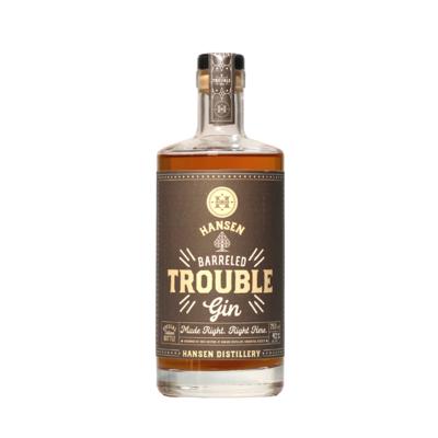 Barreled Trouble