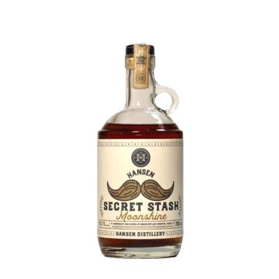 Secret Stash Spiced Moonshine (750 mL)