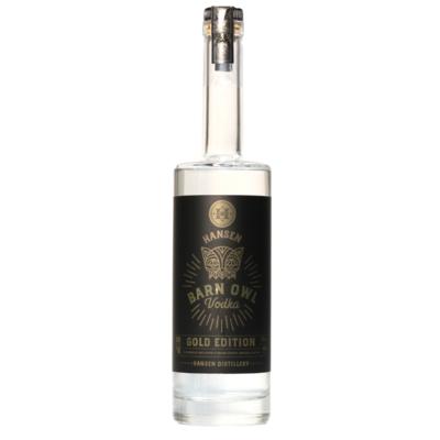 Barn Owl Gold Vodka
