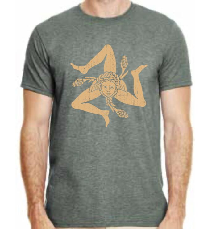 Rubino's Sicilia Forest Green Shirt