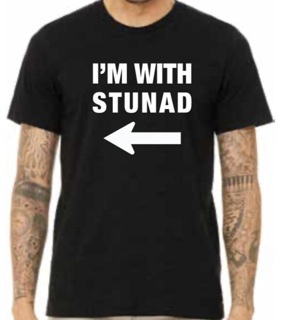 I'm With Stunad Shirt