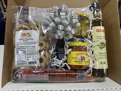 Rubino's Antipasto Gift Basket