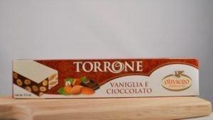 Oliviero Torrone Vaniglia E Cioccolato