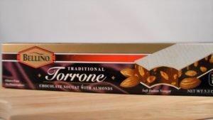 Bellino Torrone With Chocolate