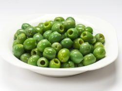 Castelvetrano Olives Pitted - 1/2Lb