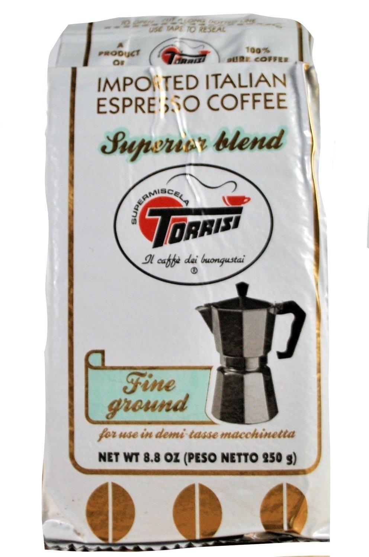 Torrisi Italian Coffee & Espresso Fine Ground