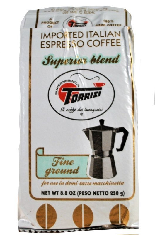 Torrisi Italian Coffee & Espresso Fine Ground