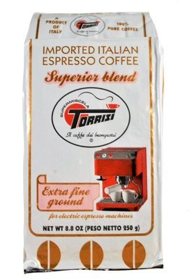 Torrisi Italian Coffee & Espresso Extra Fine Ground