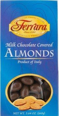 Ferrara Milk Chocolate Covered Almonds