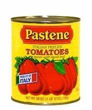 Pastene Italian Peeled Tomatoes