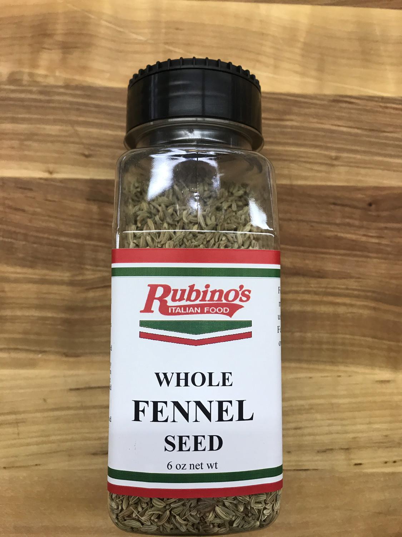 Whole Fennel Seed - Rubino's
