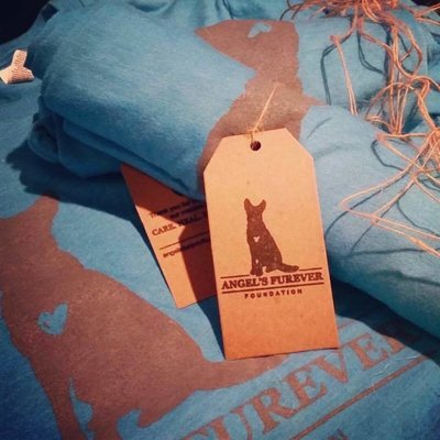 Angel's Furever Foundation Tri-blend T-Shirt