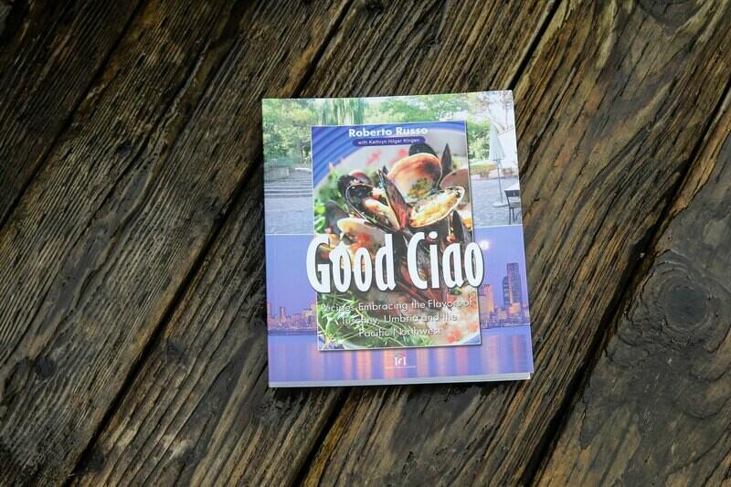 Good Ciao Cookbook